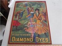 DIAMOND DYES SIGN