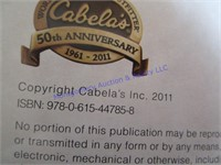 CABELA'S BOOK