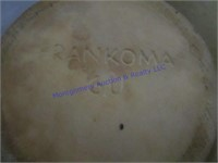BROWN FRANKOMA