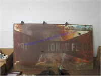 FEED SIGN