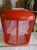 AC TRACTOR GRILL