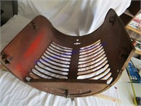 CASE TRACTOR GRILL