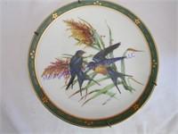 SONGBIRD PLATES
