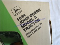 1934 JD TRACTOR
