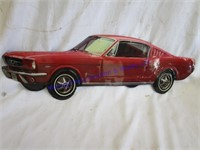 '65 MUSTANG SIGN