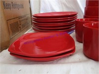 HUSKER RED DISHES