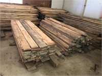 Rough Sawn Lumber Auction
