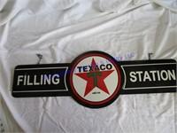 TEXACO SIGN