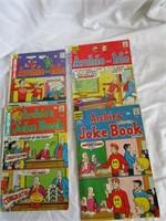 ARCHIE SERIES COMIC BOOKS