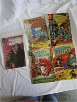 GOLD KEY AND CHARLTON COMICS