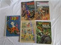 TARZAN-ARCHIE COMICS