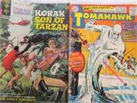 SON OF TARZAN COMICS