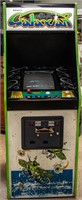 Galaxian by Bally   Arcade Game  Works Great!