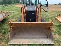 Case 580 Super M 4x4 Backhoe - 2936 orig hours