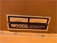 """72"""" Woods Brushbull Mower"""