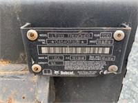 Bobcat LT313 Trencher Attachment