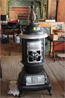 Cast Iron Parlor Stove