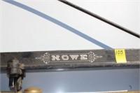 Howe Wall Scale