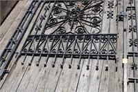 Ornate Iron Gate