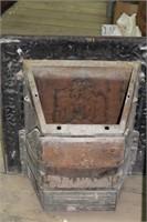 Fire Place Insert Cast Iron