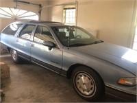1991 Oldsmobile Custom Cruiser Wagon