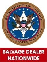 U.S. Marshals (Salvage Dealer Only) ending 6/14/2021