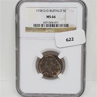 Rare Coins & Fine Jewelry Tues. 6/8