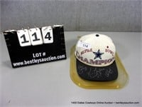 1450-TX Dallas Cowboys Online Auction, August 30, 2021