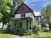 FIXER-UPPER HOUSE ONLINE AUCTION