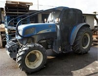 New Holland T 4050F w/Orchard Cab