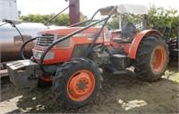 Kubota M 9000 Wheel Tractor