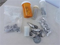 Large Quantity Lead Weights