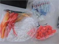 Squid Flies &  Beads