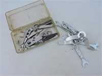 Fishing Reel Wrenches