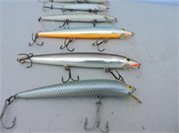 6 Lures