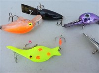 7 Lures