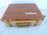 """Magnum Double Sided Tackle Box 15""""x12x5"""""""