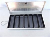 Model V10 Umco Double Sided Aluminum Box