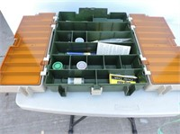 Plano 767 Tackle Box & Contents