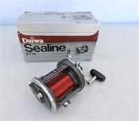 Sealine 27H Daiwa Reel With Box