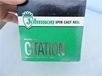 Johnson Spin Cast Citation #110B