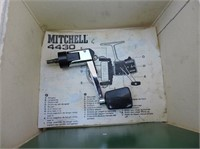 Mitchell 4430 With Spare Spool