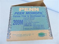 Penn #209 With Steel Line