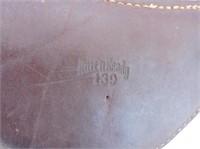 Rough & Ready 139 Leather Belt Rod Holder