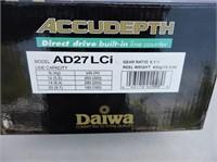 Daiwa Accudepth 27LCi Line Counter Reel