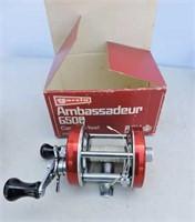 Ambassador 6500 Casting Reel