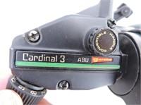 Mitchell Cardinal 3 W/ 2 Spare Spools