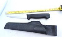Made In Sweden Fillet Knife W/ Sheath