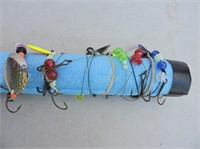 Quantity Worm Harnesses