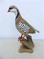 Chukar Partridge By Carvere Wayne Inkster
